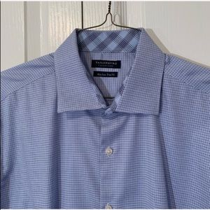 NWOT Tailorbyrd Long Sleeve Casual Dress Shirt